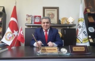 Edirneli gazeteci yoğun bakımda, Karayün karantinada