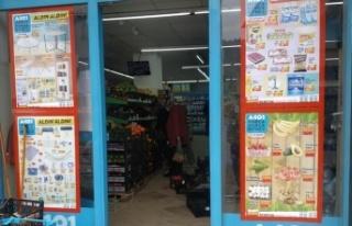 İpsala'da mülteci sorunu büyüyor, bu kez market...