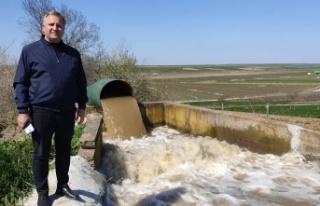Meriç Nehri'nin suyu, Altınyazı Barajı'na...