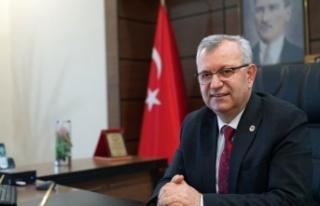 Mustafa Helvacıoğlu'ndan sağlık çalışanlarına...
