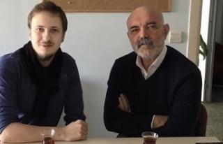 Ünlü Sanatçı Ercan Kesal, İpsalalı Yazar Kerem...