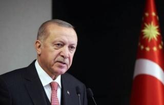 Cumhurbaşkanı Erdoğan, normalleşme sürecini açıkladı