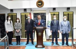 Edirne'de vaka sayılarında yüzde 50 azalma var