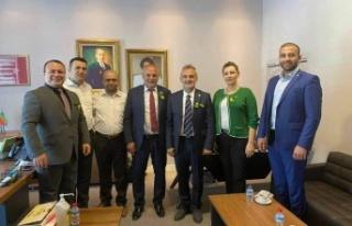 İYİ Parti Edirne İl Başkanlığı'ndan Ankara...