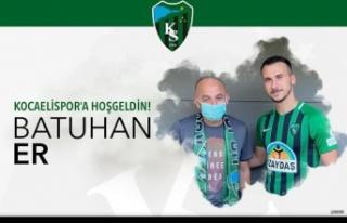 Keşanlı forvet, Kocaelispor ile 1. Lig'de