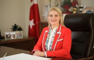 Trakya'nın tek kadın belediye başkanı Becan'dan...