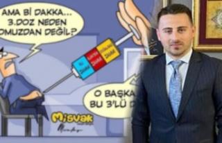 AK Parti Gençlik Kolları Başkanı görevinden istifa...