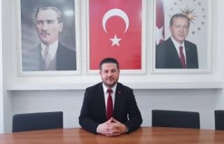 "AK Partili Hakan İlkdoğmuş, ""Yeter artık, İpsala'ma..."