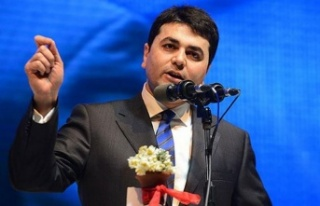"""DP Genel Başkanı Uysal: """"Eyyy AKP! Siz neyi ar..."""
