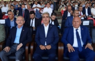 Kılıçdaroğlu'ndan Başkan Ünsal'a özel...
