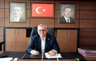 Mustafa Helvacıoğlu'dan Kurban Bayramı Mesajı