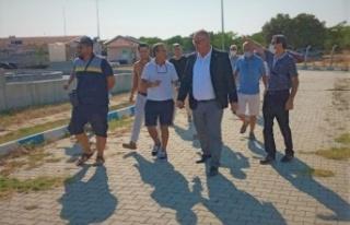 Başkan Günenç, Arıtma Tesisi'ni halka açtı