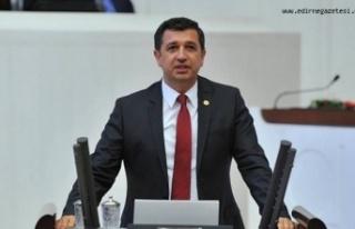 Gaytancıoğlu, trafik kazalarını sordu