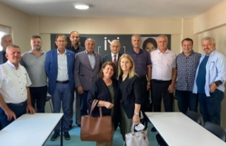 İYİ Parti Edirne'ye İstanbul'dan ziyaret