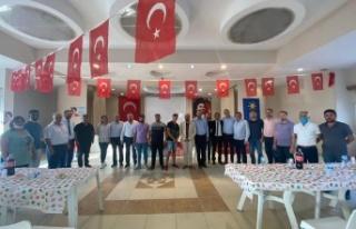 İYİ Parti İpsala'dan üye katılım töreni