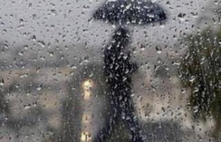 Meteoroloji uyardı, sağanak yağış geliyor