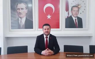 """AK Partili Hakan İlkdoğmuş, """"Yeter artık, İpsala'ma hizmet edin"""""""