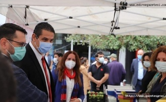 Edirne İl Sağlık Müdürlüğü'nden aşı seferberliği