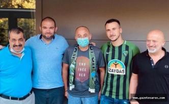 Keşanlı Golcü Batuhan Kocaelispor'da