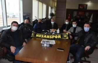 """Helvacıoğlu: """"Keşanspor efsanesi geri döndü"""""""
