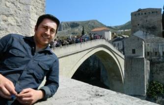 Murat Derin ile Balkanlar üzerine keyifli bir sohbet
