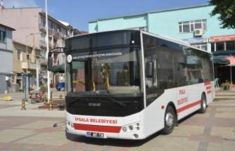 İzmir ve İstanbul'dan İpsala'ya otobüs ve hizmet aracı