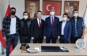 AK Partili İlkdoğmuş'tan İpsala halkına müjde