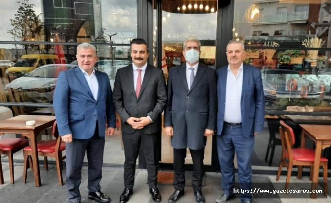 Başkan Ünsal'dan İstanbul çıkarması