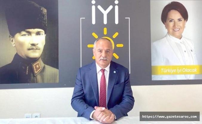 """İYİ Partili Demir """"vatandaşın hali beni kahrediyor"""""""