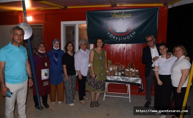 Keşan Belediyesi, Barış Akarsu'yu andı