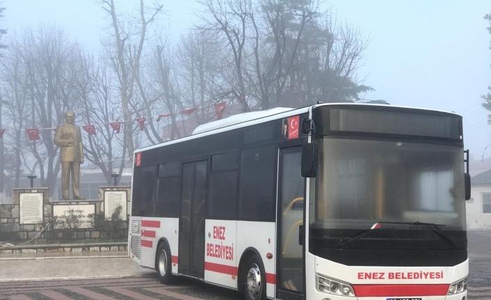 İzmir Büyükşehir Belediyesi, Enez'i unutmadı